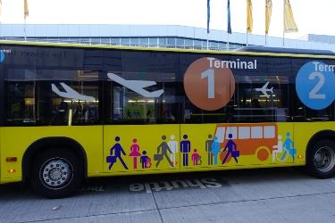 Bus, Frankfurt