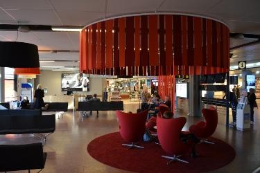 Arlanda Airport Interior