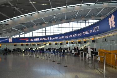 Heathrow Inside