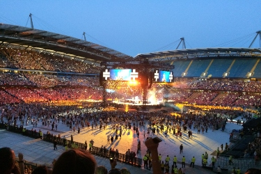 Take That Concert, Manchester