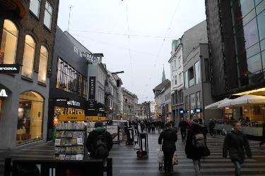 Aarhus shopping street