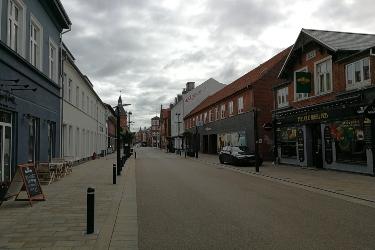 Esbjerg,Street