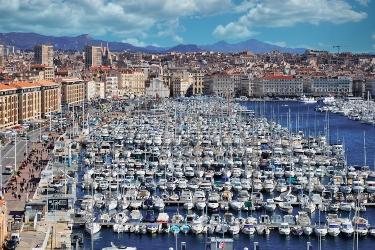 Marseille, Oldport