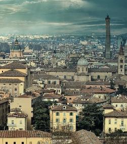bologna skyline