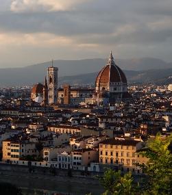 Florence sky line