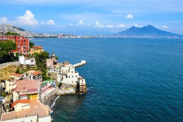 Naples, Sea