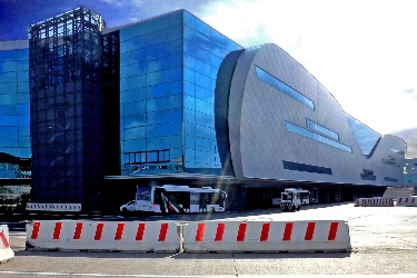 Leonardo da Vinci International Airport